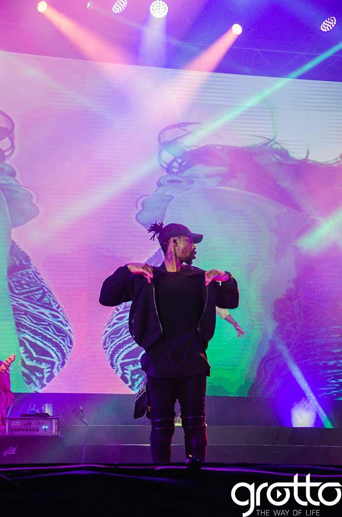 Jason Derulo EXIT festival 2017