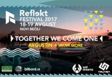 Reflekt festival 2017 Avgustin Andrew Meller TKNO Wet Dreams Novi Becej