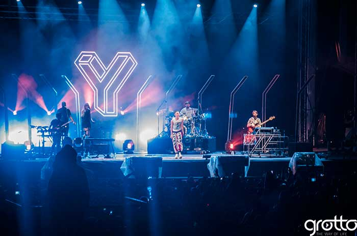 Years & Years EXIT festival 2017