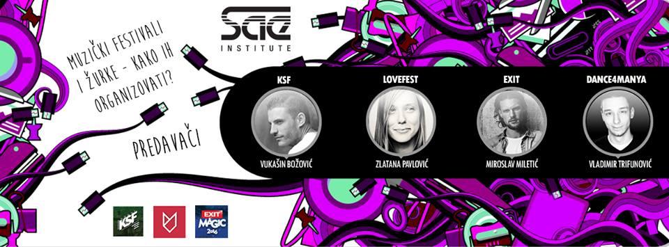 SAE Institut: Dan elektronske muzike Vol. 5