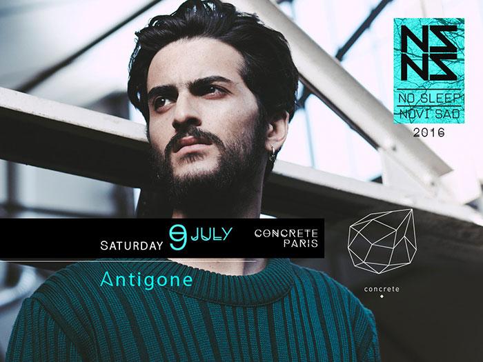 Antigone Exit festival 2016