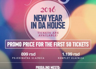 Nova godina New Year In Da House