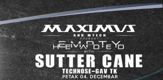 Sutter Cane @ Maximus Featured