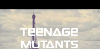 Teenage Mutants - Paris