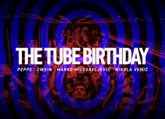 the tube birthday party