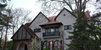 Tree house vila na Dedinju
