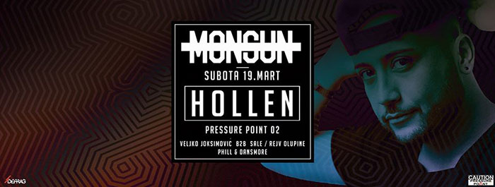 Hollen Monsun Pressure Point