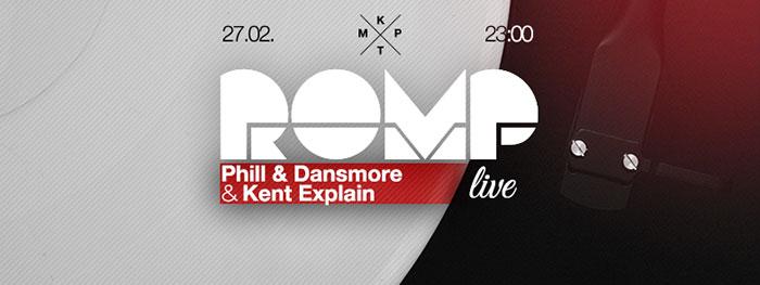 ROMP Live KPTM