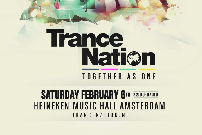 Trance Nation 2016 Amsterdam