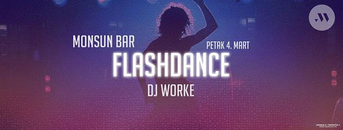 Flashdance Monsun Bar