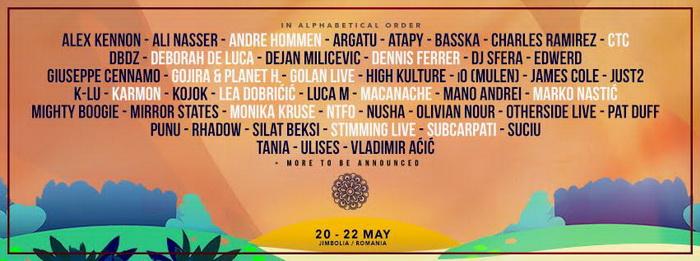 JEMF 2016 - Jimbolia Electronic Music Festival