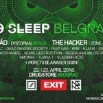 No Sleep Novi Sad Drugstore Rodhad The Hacker