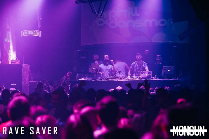 Rave Saver