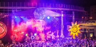 Serbia Wonderland Festival 2016 karte