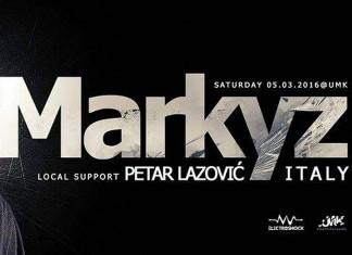 Markyz u klubu UMK