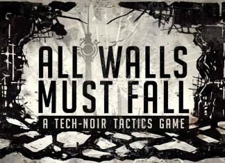All Walls Must Fall igrica Raver Gamer