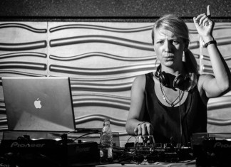 DJ Helga Popi Divine Dot Belgrade