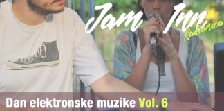 Dan elektronske muzike SAE Institut MKDSL Jan Nemecek Subsided
