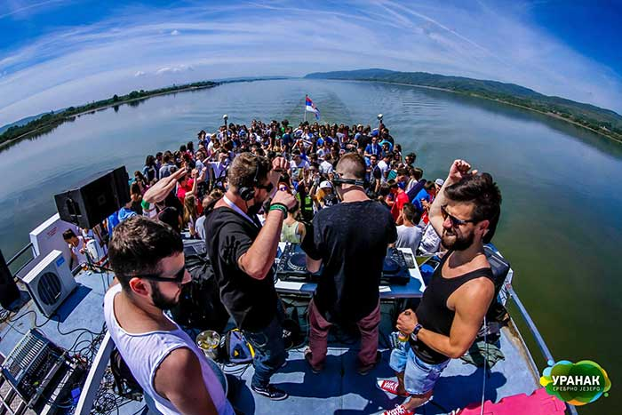 Uranak festival 2016 Boat Party Lady Dee ZWEIN Danijel Cehranov