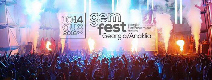 GEM Fest Gruzija