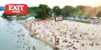 Kamp EXIT festival Sea Dance