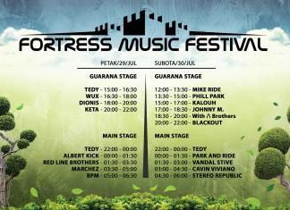 2016 Fortress Music festival Smederevo