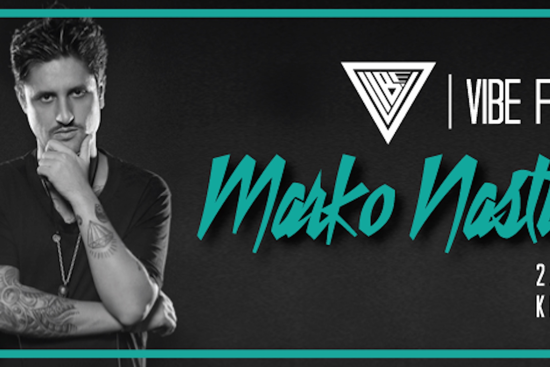 Marko Nastić* Marko Nastic - Prohibition EP
