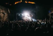 Barutana Belgrade Techno Festival Happy People