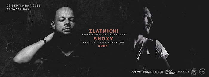 CMOK Shoxy Runy Zlatnichi Alcazar Bar