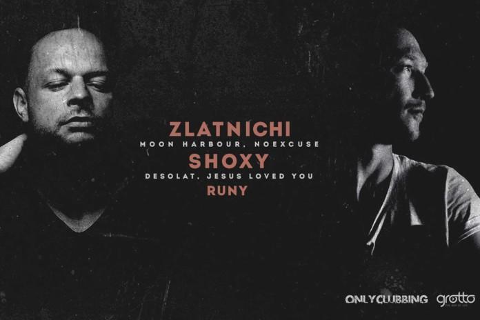 CMOK Shoxy Zlatnichi Runy Alcazar Bar