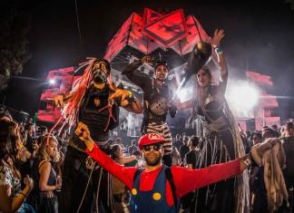 Lovefest 2016 Pan-Pot Lakuti Rick Wilhite Marcello Napoletano Martin Buttrich
