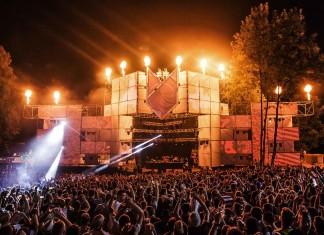 Lovefest Fire Stage Sven Vath Cocoon Ilario Alicante Markus Fix Daniel Stefanik