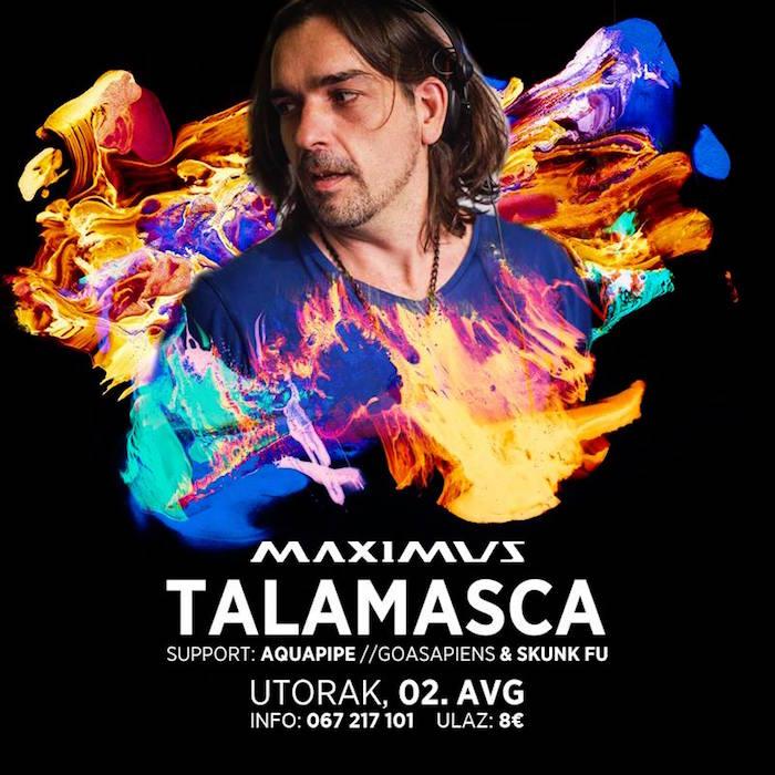 TALAMASCA cover