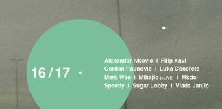 Belgrade Techno Festival Line Up Barutana