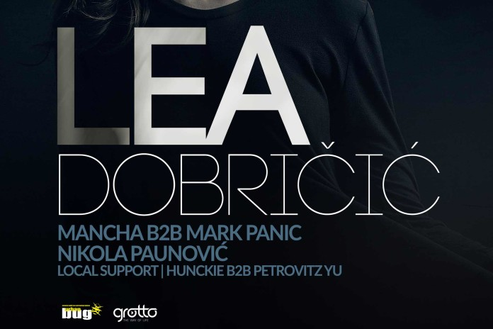 Lea Dobricic Knezev Arsenal Kragujevac Mancha Mark Panic Nikola PAUNovic
