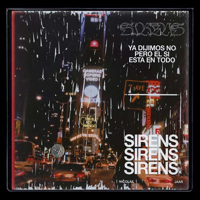 Nicolas Jaar Sirens album