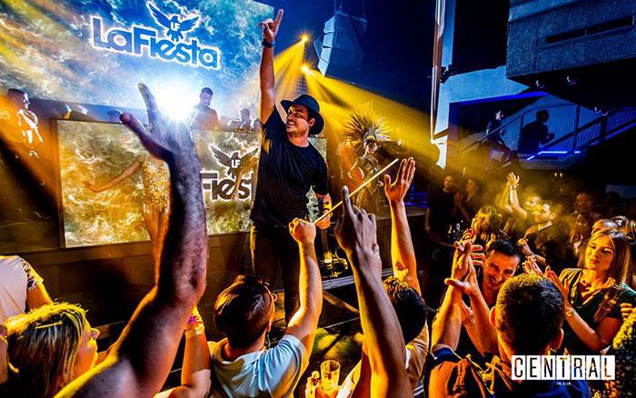 Sam Feldt La Fiesta Central Split