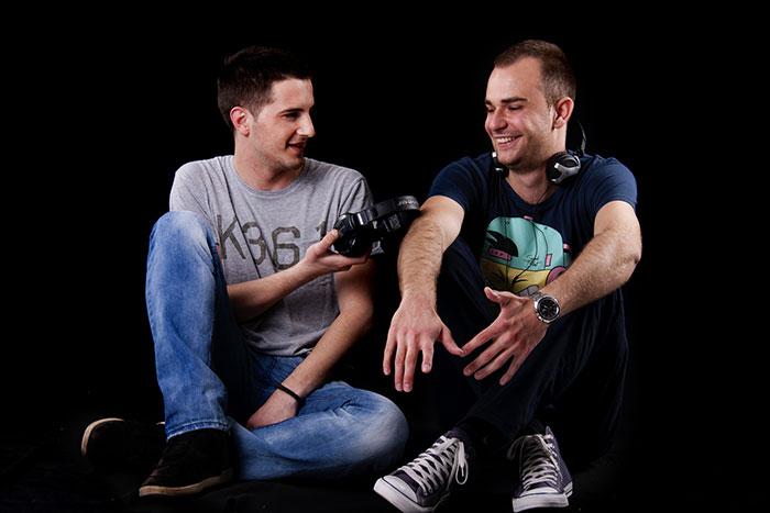 Marco B & Bojan B Grotto DJs