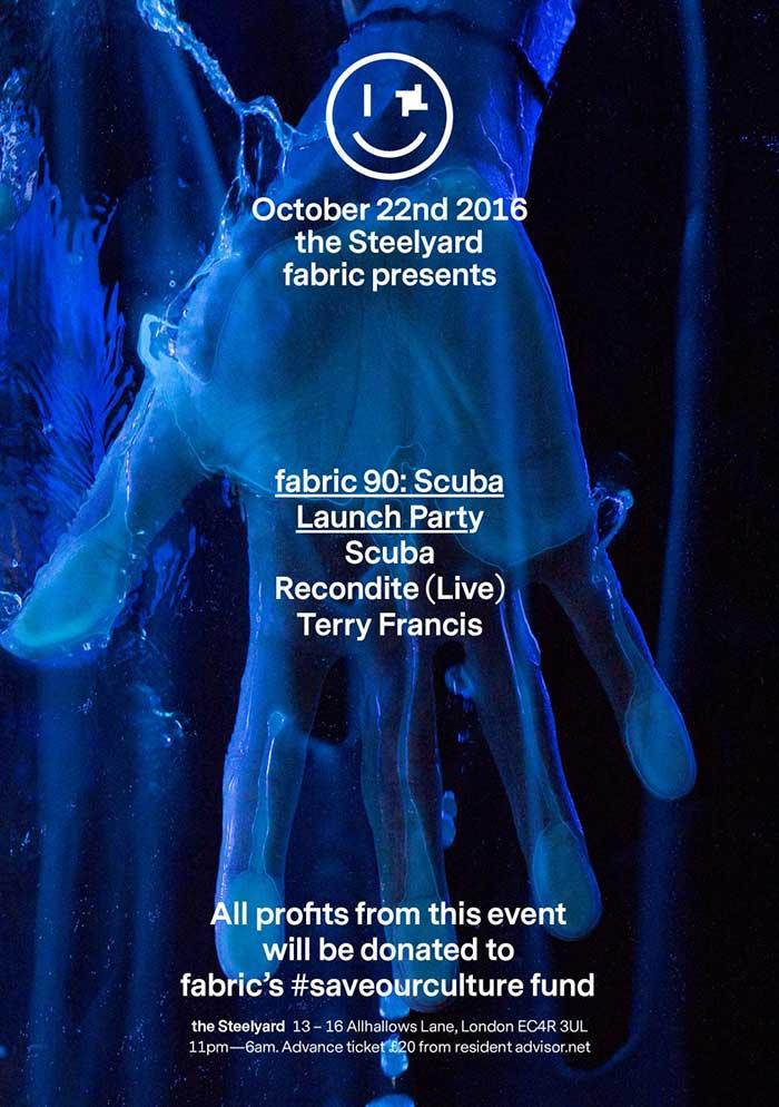 fabric 90 Mix Scuba Recondite Terry Francis