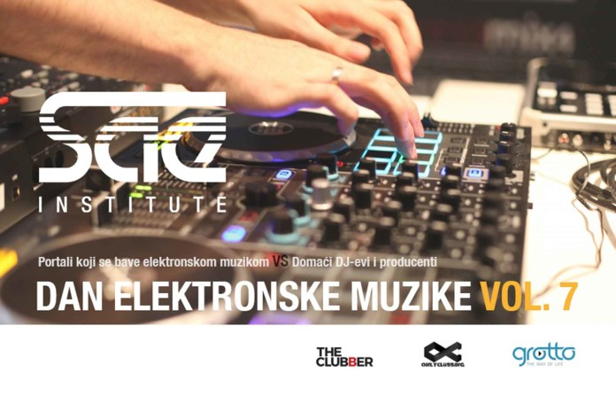 Dan elektronske muzike Sae Institut Grotto The Way Of Life Onlyclubbing The Clubber