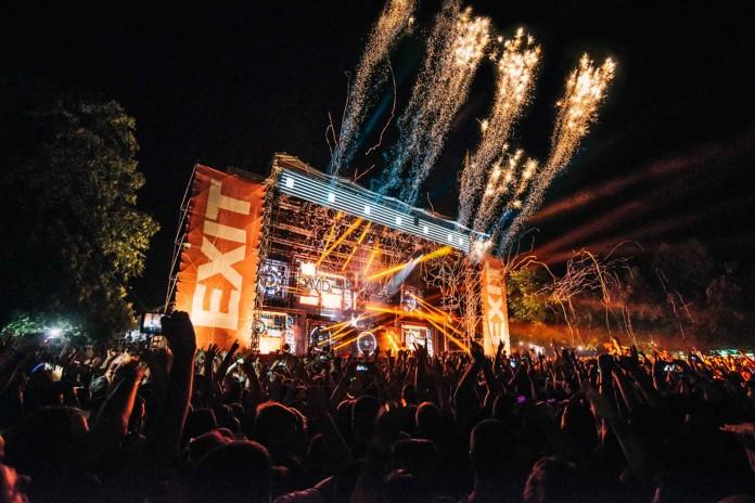 EXIT festival Main Stage karte ulaznice