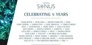 Sonus festival 2017 line up