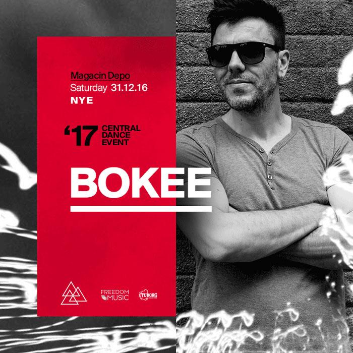 Bokee Central Dance Event 2017 Guy J Guy Mantzur Khen Peter Portman Marko Milosavljevic