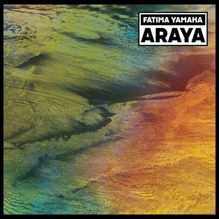 Fatima Yamaha Araya EP Dekmantel Records