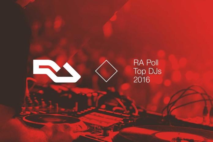 Resident Advisor Top 100 DJs 2016