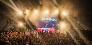 Serbia Wonderland festival Dannic