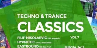 Techno Trance Classics Eastbound Filip Nikolaevic Hypnotic Tarbuk Kinky Bar