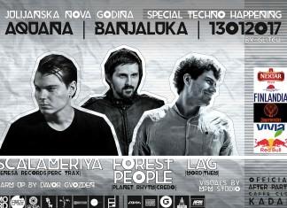 Fabrique Scalameriya Lag Forest People Akvana Banjaluka