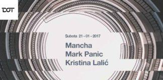 Kristina Lalic Mancha Mark Panic Dot