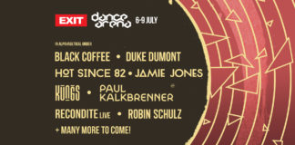 Exit festival 2017 Exit Dance Arena